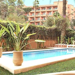 The Ruby Apartment With Private Swimming Pool - Hivernage Quarter - By Goldex Marrakech photos Exterior