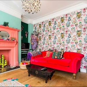 Fashionably Fabulous Designer Apartment Luxe With Private Roof Terrace 24H Transport Zone 2 Greater London photos Exterior