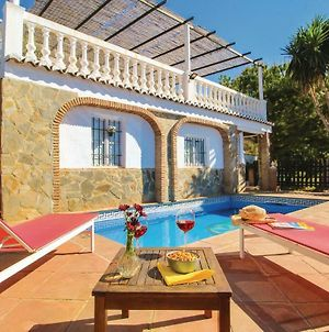 Stunning Home In Frigiliana With Outdoor Swimming Pool, Wifi And 3 Bedrooms photos Exterior