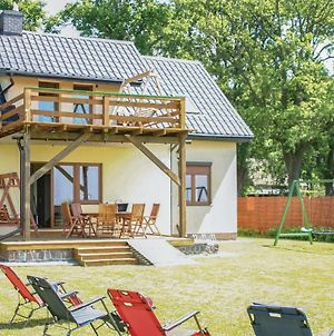 Four Bedroom Holiday Home In Nowe Warpno photos Exterior