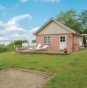 Three Bedroom Holiday Home In Knebel photos Exterior