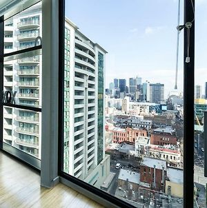 Melbourne Cbd Fully Furnished 2 Bedroom Apartment With Balcony photos Exterior