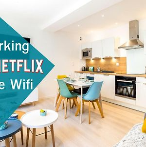 Saint-Malo With Love, Parking, Netflix, Wifi photos Exterior