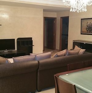 Bright And Modern Apartment With 3 Rooms In Rabat With Wonderful City photos Exterior