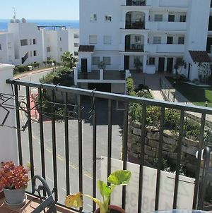 Apartment With 2 Rooms In Mijas, With Wonderful Sea View, Pool Acces A photos Exterior