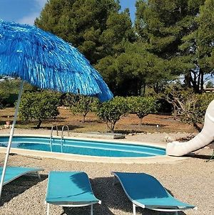 House With 3 Bedrooms In Benicarlo, With Pool Access, Furnished Garden And Wifi - 4 Km From The Beac photos Exterior