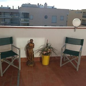 Apartment With 2 Bedrooms In La Pineda, With Wonderful City View, Pool Access And Furnished Terrace photos Exterior