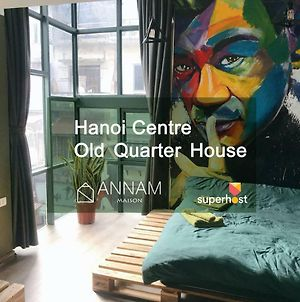 Annam Maison Dt-Entire Home 2 Bedrooms- Hanoi Central Old Quarter photos Exterior