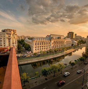 Rooftop Best View In Bucharest - Baroque Apt. photos Exterior