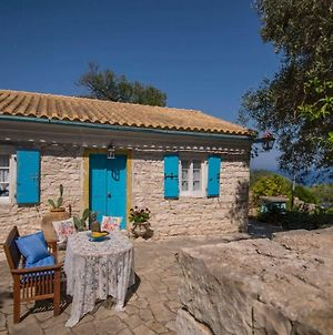 Entire Filitsa'S Stonehouse In Paxos With Terrace photos Exterior