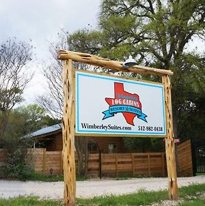 Wimberley Log Cabins Resort And Suites - Entire Property photos Exterior