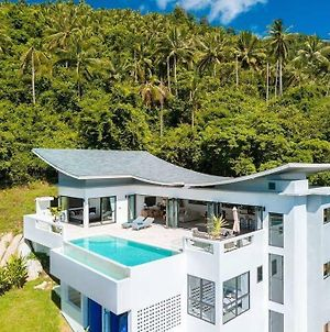 Luxury 4 Bedrooms Villa With Sea View, Koh Samui! photos Exterior