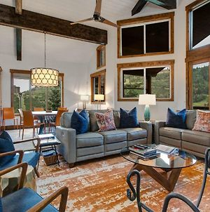 Deer Valley La Maconnerie Ski In Ski Out 4 Bedroom Townhouse photos Exterior