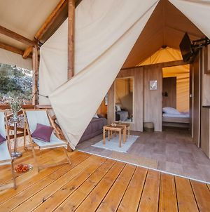 Glamping Tents And Mobile Homes Trasorka photos Exterior