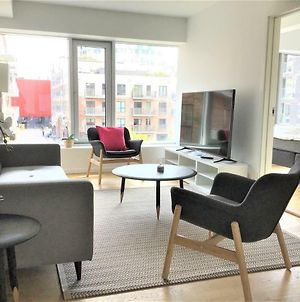 A Fantastic 3-Bedroom Apartment In Copenhagen Nordhavn photos Exterior