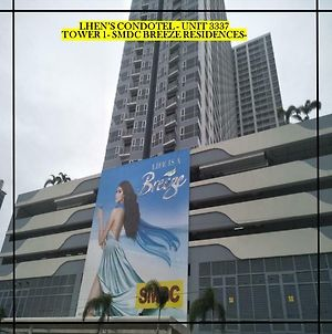 Breeze Residences Condotel W/Sunset View Of Manila Bay - Roxas Boulevard,Pasay photos Exterior