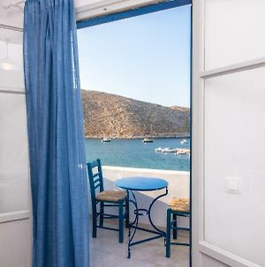 Cycladic Seafront House In Panormos photos Exterior