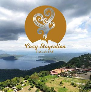 Cozy Staycation Tagaytay At Wind Residences photos Exterior