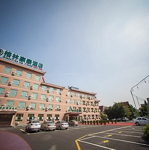 Greentree Inn Wuhu North Yinhu Road Fangte South Gate Hotel photos Exterior