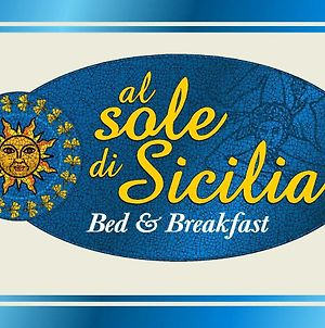 B&B Al Sole Di Sicilia photos Exterior