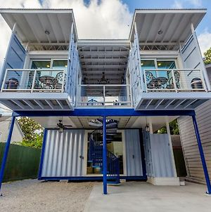 East Downtown Mico-Luxe Container Living Pod #8 photos Exterior