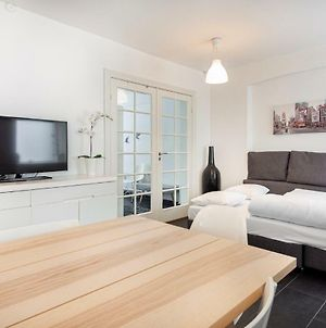 Trendy Basement Apartment Vesterbro photos Exterior
