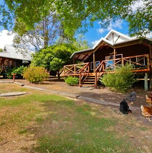 Sunnyhurst Chalets Rural Stay photos Exterior