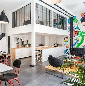 Outstanding Artist Loft - Between Marais And Canal photos Exterior
