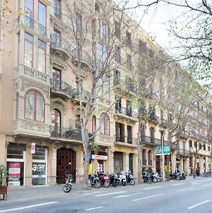 Grande And Authentic In Eixample With Central Ac, Mosaic photos Exterior