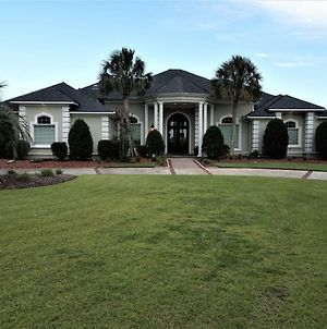 Coastal Haven Luxury Waterfront Home With Infinity Pool 3 Miles From Beach photos Exterior
