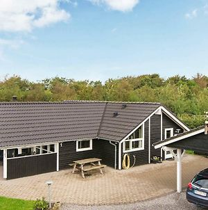 Three-Bedroom Holiday Home In Hemmet 61 photos Exterior
