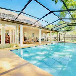 Tampa Hotspot, Heated Private Pool With Game Rooms In Quiet Neighborhood Near Usf, Busch Garden, Adventure Island, Additional Cost For Heated Pool photos Exterior