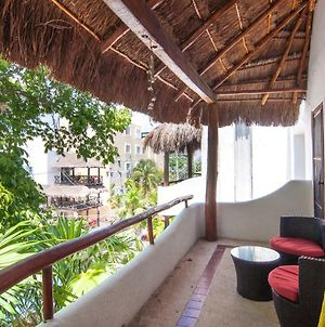 Sunlit Mexican-Style Condo Steps To 5Th & Mamitas With Pool! photos Exterior