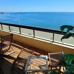 Paseo Estepona - Apartment In 1St Line Of Beach With Parking photos Exterior