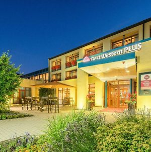 Best Western Plus Kurhotel An Der Obermaintherme photos Exterior