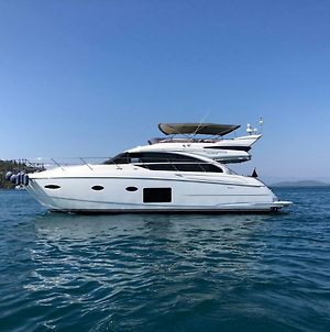 2017 Princess 52 Fly Yacht In Bodrum photos Exterior