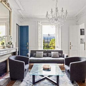 Stunning Haussmannien Apartment In Paris By Guestready photos Exterior