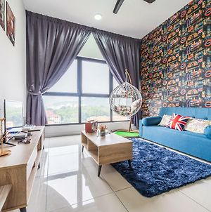 8-10Pax Puchong Cozy Apartment Wifi 10 Mins To Sunway 3R @New @Pavilion photos Exterior