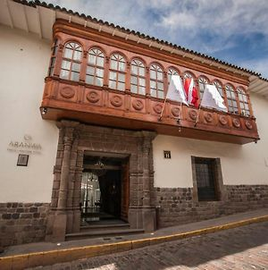 Aranwa Cusco Boutique Hotel photos Exterior