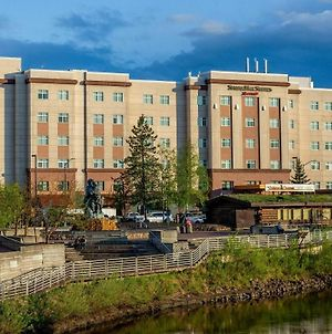 Springhill Suites By Marriott Fairbanks photos Exterior