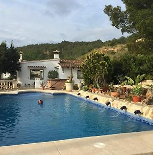 House With 2 Bedrooms In Calp, With Wonderful Sea View, Private Pool, Furnished Garden - 900 M From photos Exterior