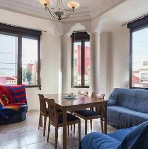 Apartment With 3 Bedrooms In Valencia, With Wonderful Sea View And Furnished Terrace - 500 M From Th photos Exterior
