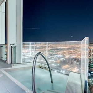 Stripviewsuites Penthouse With Hot Tub On Balcony photos Exterior