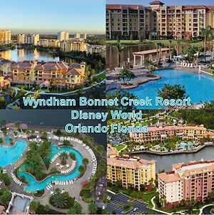 Wyndham Bonnet Creek Resort-2Br photos Exterior