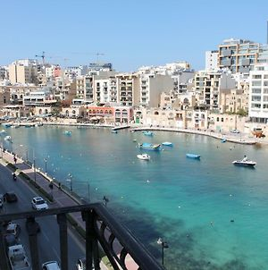 Spinola Bay Mansion, Spacious 3 Bedroom Seafront Apartment In St Julian'S photos Exterior