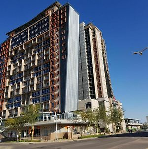 Apartments At Itowers Cbd Gaborone photos Exterior