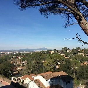 House With 2 Bedrooms In Sant Cugat Del Valla'S, With Wonderful Mountain View, Private Pool, Enclose photos Exterior