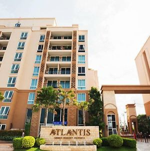 Atlantis Condo Resort Pattaya - Heaven For Family & Kids With Big Water Park photos Exterior