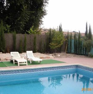 House With 5 Bedrooms In Cordoba, With Private Pool, Enclosed Garden And Wifi - 120 Km From The Beac photos Exterior