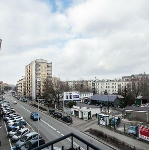 Oomph Dobra Warsaw Central Luxurious 3 Bedroom Apartment photos Exterior